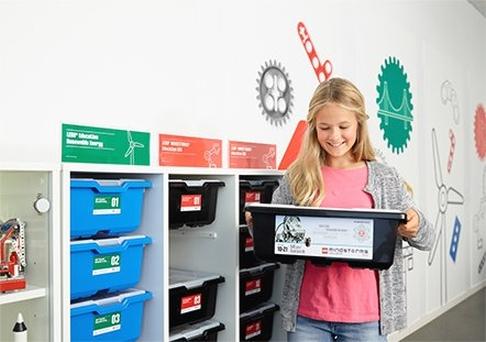 Soluciones educativas de ciencia y tecnología ROBOTIX